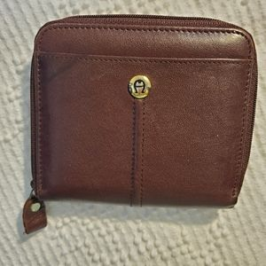 Etienne Aigner small wallet
